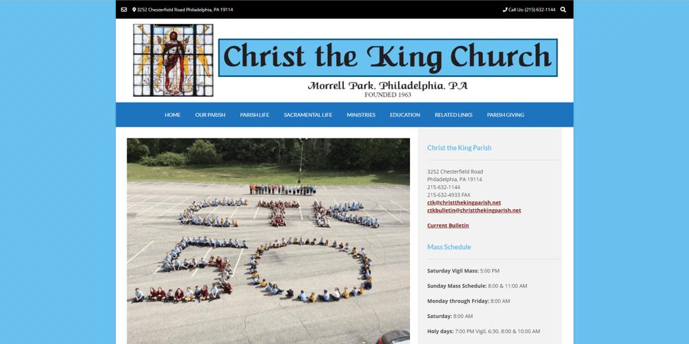 Christ the King Parish - Philadelphia, PA