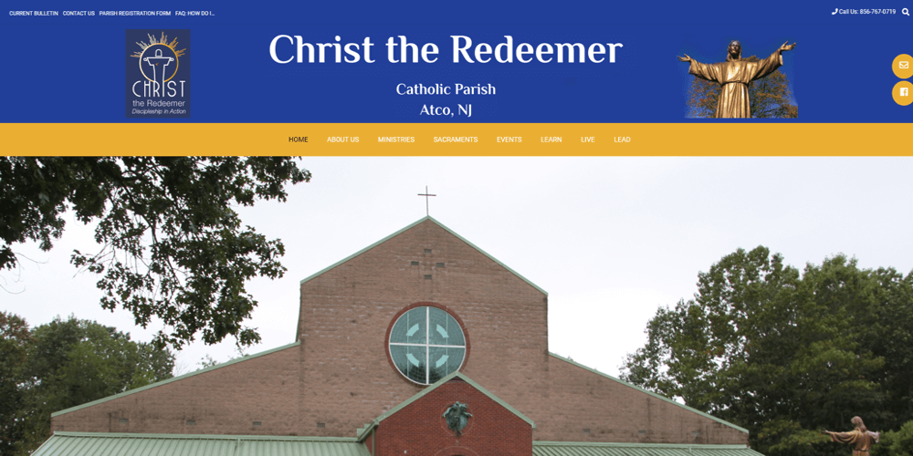 Christ the Redeemer Parish - Atco, NJ