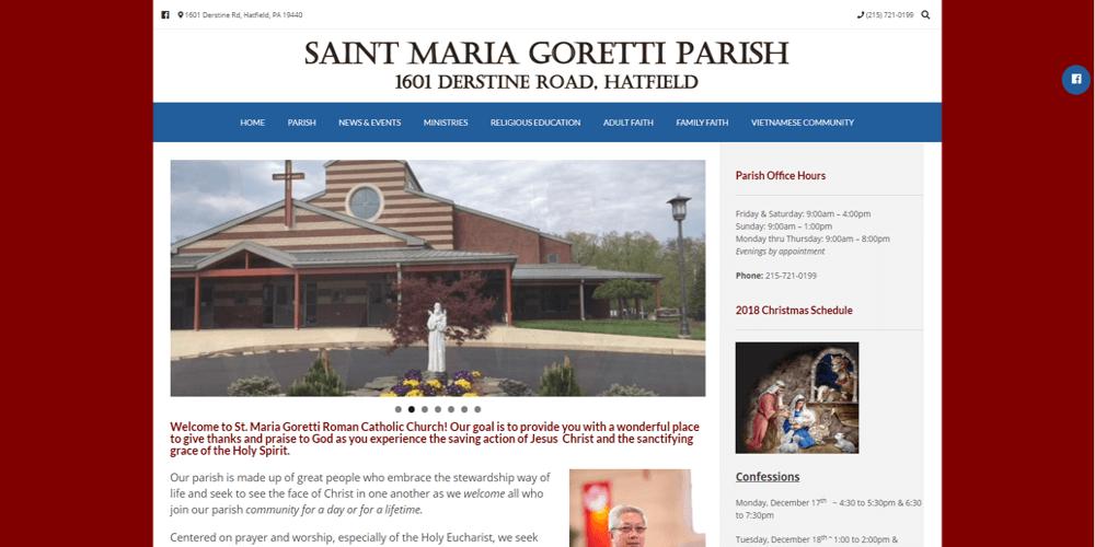 Saint Maria Goretti - Hatfield, PA