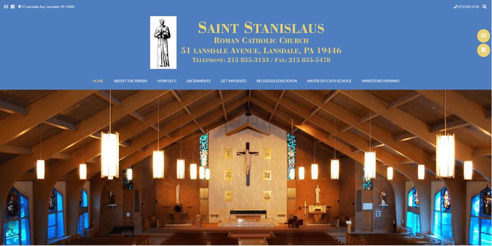 Saint Stanislaus - Lansdale, PA